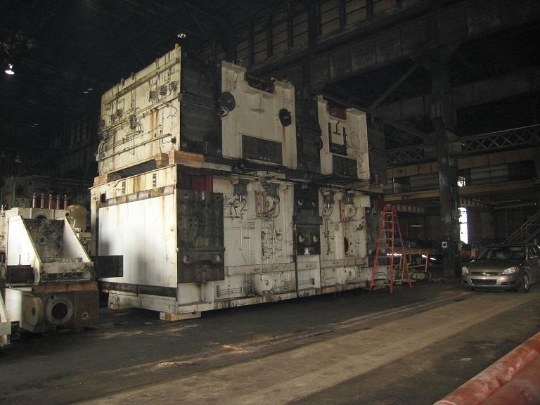 1 - USED 3000 TON HITACHI-ZOSEN TRANSFER PRESS C-4413