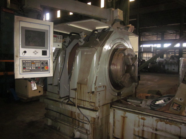 1 – USED BUTLER NEWALL CNC HOLLOW SPINDLE INTERNAL GRINDER