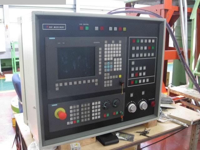 """1 - USED 110"""" X 397"""" INNSE (ITALY) HEAVY DUTY CNC LATHE"""