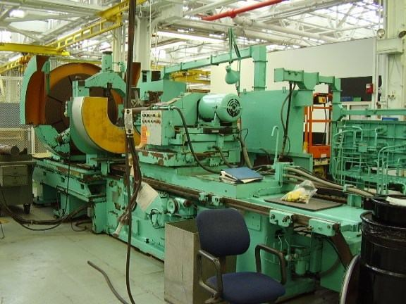 1 – USED CINCINNATI HEALD 4EF-76 LARGE INTERNAL GRINDER