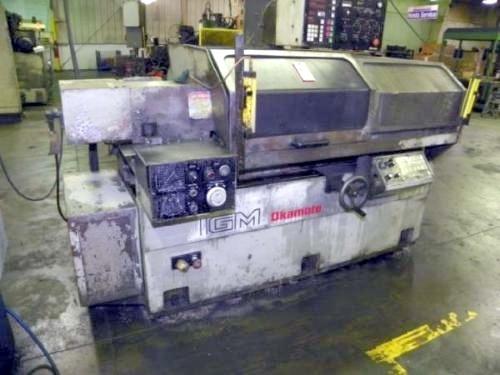 1 – USED OKAMOTO CNC ID GRINDER C-5007