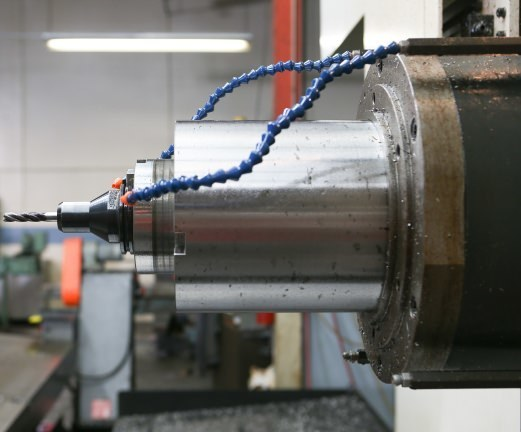 "1 – USED 5.90"" TOSHIBA CNC BP150-R22 TABLE TYPE HORIZONTAL BORING MILL"