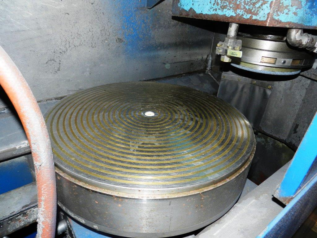 "1 – USED 20"" BLANCHARD ROTARY SURFACE GRINDER"