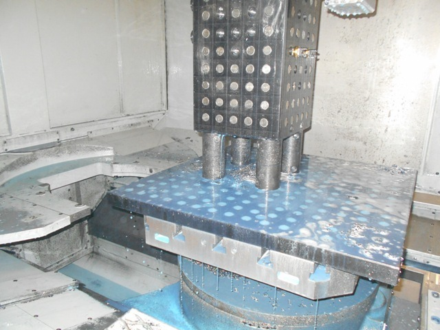 1 – USED MAKINO A-82 DUAL PALLET HORIZONTAL MACHINING CENTER