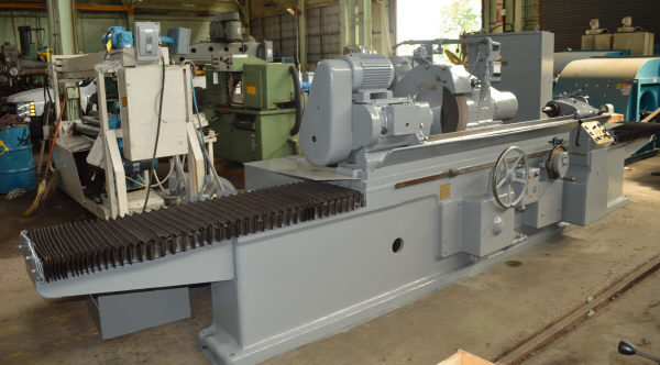 "1 – USED 14"" X 72"" CINCINNATI PLAIN CYLINDRICAL GRINDER"