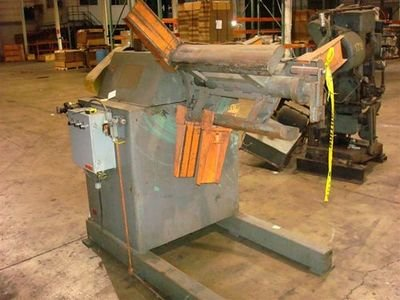 1 – USED MODEL 6,000 FEED LEASE POWERED STOCK REEL