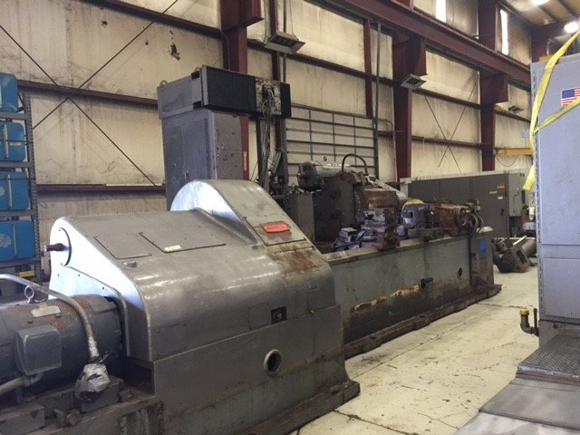 "1 – USED 36"" X 166"" FARREL CNC ROLL GRINDER C-5368"