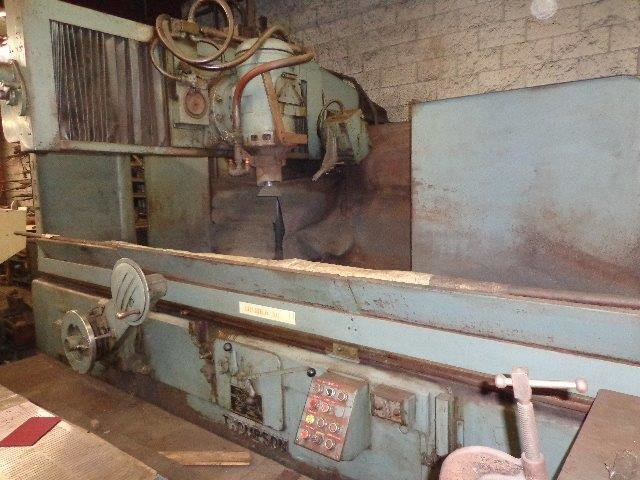 "​1 – USED 60"" X 14"" THOMPSON DOVE TAIL GRINDER C-5416"