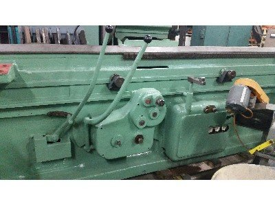 "1 – USED 44"" X 320"" LANDIS PLAIN HD OD GRINDER"