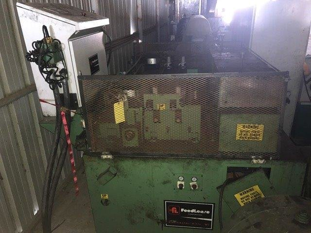 "​1 – USED 48"" FEEDLEASE SERVO STRAIGHTENER"