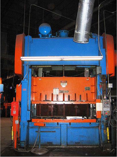 1 – USED SC2-250-96-54 NIAGARA SSDC MECHANICAL POWER PRESS C-5444