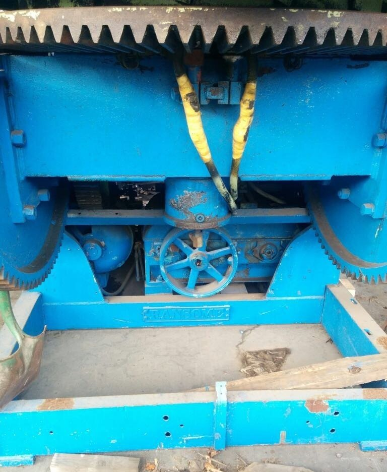 1 – USED 20,000 LB. RANSOME WELDING POSITIONER