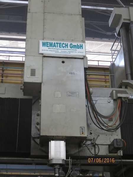 "2 – USED 295.2""/472"" SCHIESS FRORIEP CNC OPEN SIDE VERTICAL BORING MILLS"