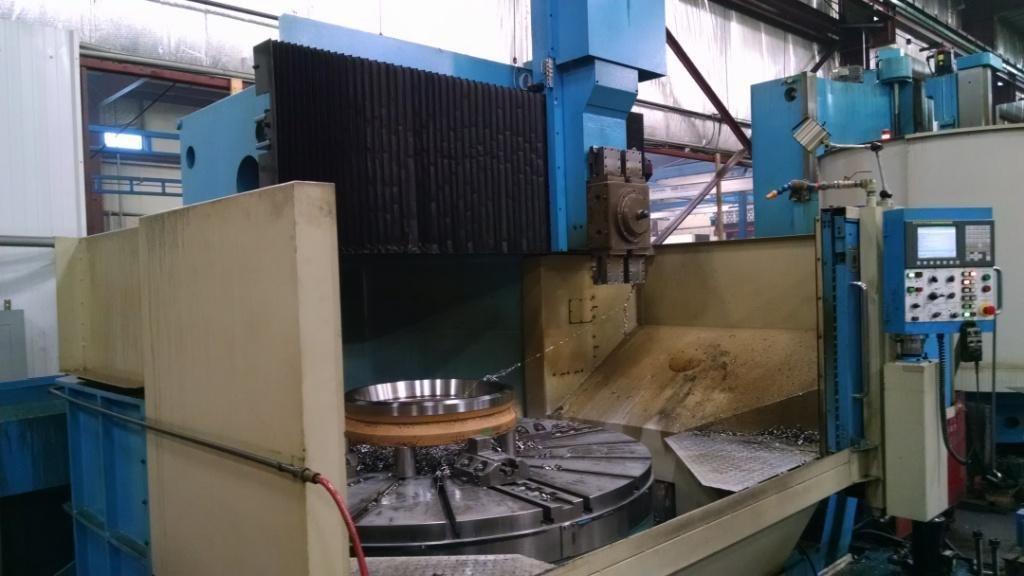 "1 – USED 98""/78"" OM REXER-20 CNC VBM"