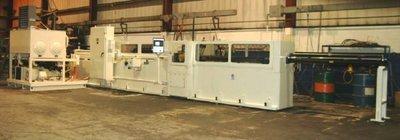 "1 – USED 40 TON X 90"" AMERICAN CNC HYDRAULIC HORIZONTAL BROACH"