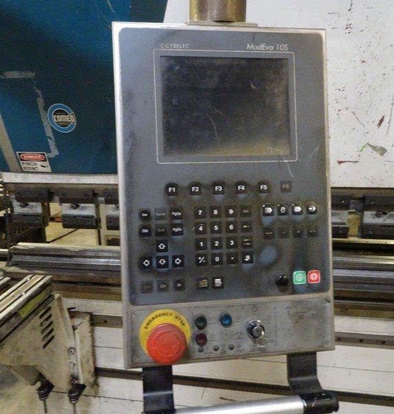 "1 – USED 13' 1"" ADIRA 175-TON CNC HYDRAULIC PRESS BRAKE"