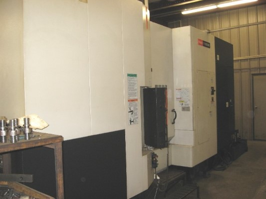 ​1 – USED MAZAK HORIZONTAL MACHINING CENTER