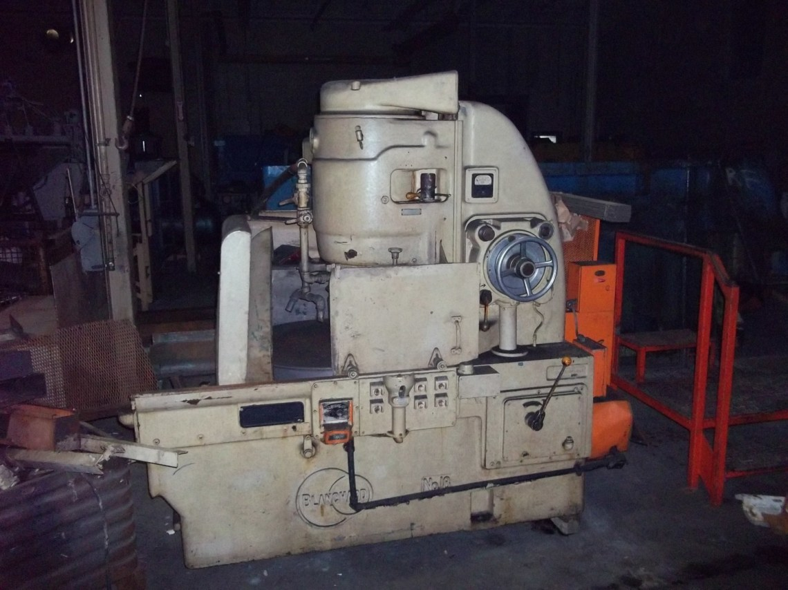 """1 - USED MODEL 18-36 36"""" BLANCHARD VERTICAL SPINDLE ROTARY SURFACE GRINDER"""