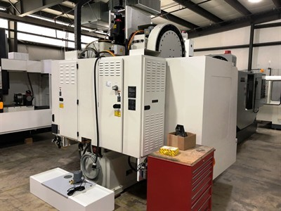 1 – USED 4020HT FADAL VERTICAL MACHINING CENTER