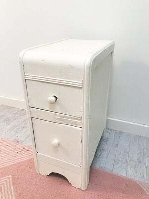 Antique Side Drawer