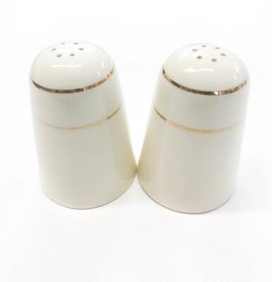 Ivory: Salt and Pepper Shaker