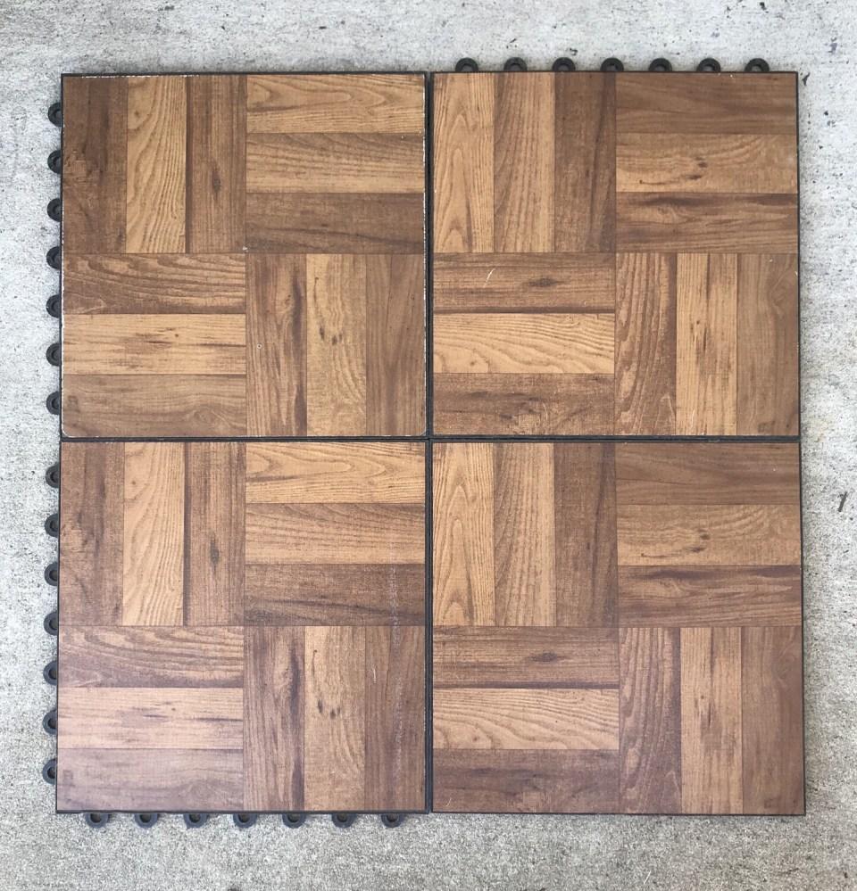 Dance Floor- Dark Oak Color