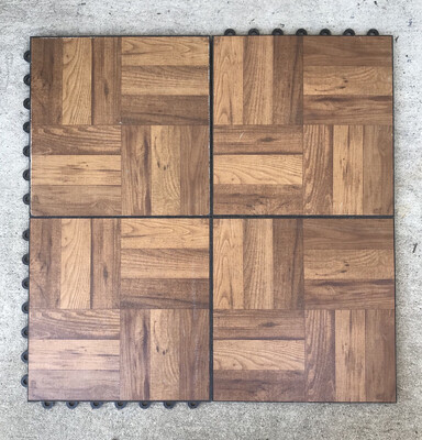 Dance Floor- Dark Oak Color