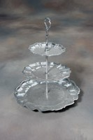 Small Tray 3-Tiered