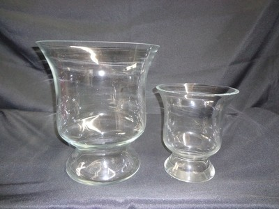 Goblet Glass Vase 8.5
