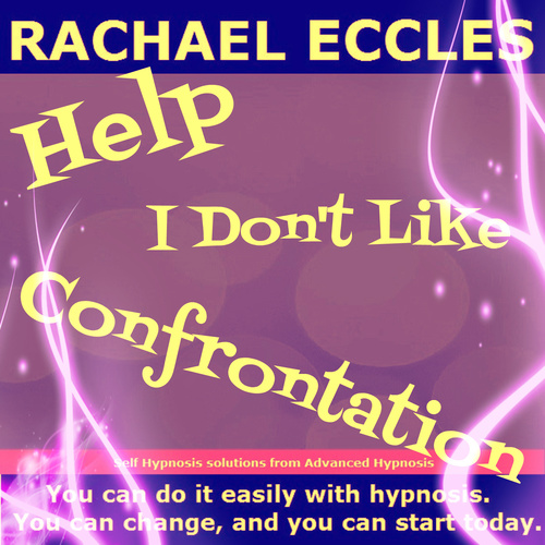 Help! I Don't Like Confrontation, 2 track Hypnotherapy Self Hypnosis MP3 00195