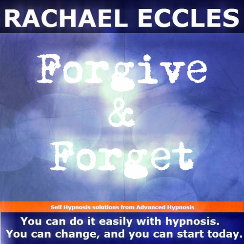 Forgive & Forget, Let go of grudges and move on, 2 track Hypnotherapy Self Hypnosis MP3 00118