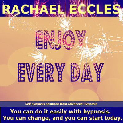 Self Hypnosis, Hypnotherapy CD, Enjoy Every Day: Feel Positive, Less Depressed, Contentment and Gratitude Hypnosis CD