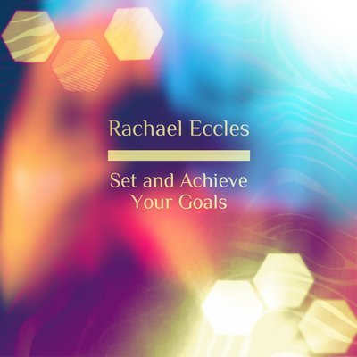 Set Your Goals, Achieve Your Goals, 2 track Hypnotherapy Self Hypnosis CD