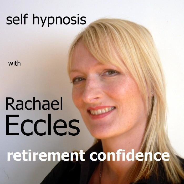 Confident Retirement Self hypnosis hypnotherapy 2 track MP3 download 00065b