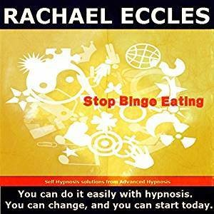 Stop Binge Eating, Hypnotherapy 3 track Self Hypnosis CD