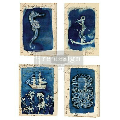 Prima Decor Transfer: Seashore