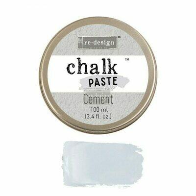 Chalk Paste: Cement