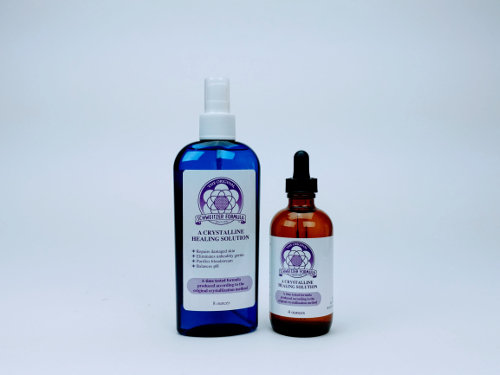 Schweitzer Formula Combo Pack- 8oz + 4oz Dropper Bottle