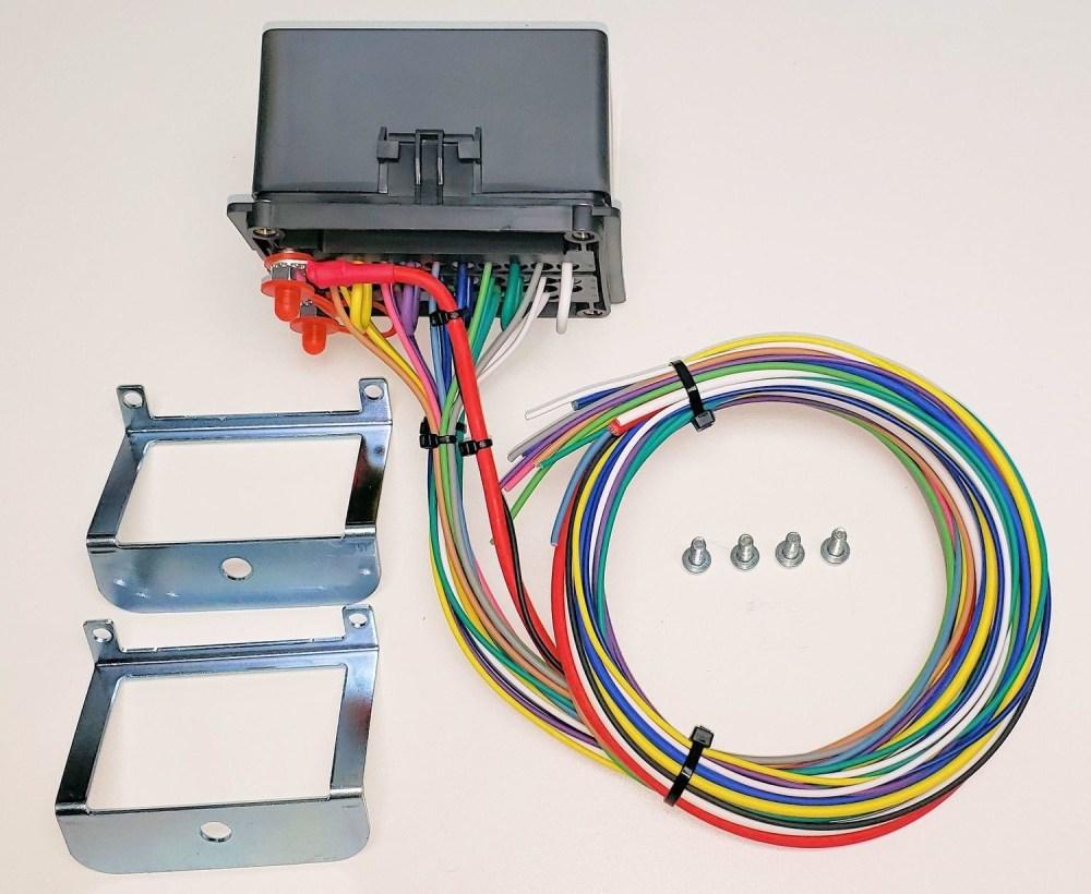 medium resolution of watertight fuse box