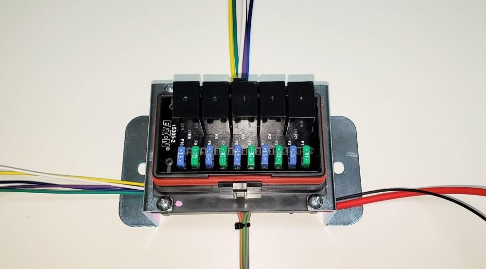 medium resolution of universal wire harnes w fuse box