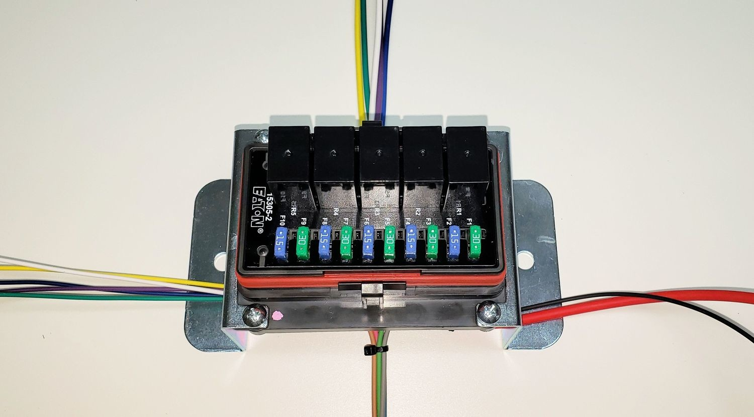 hight resolution of universal wire harnes w fuse box