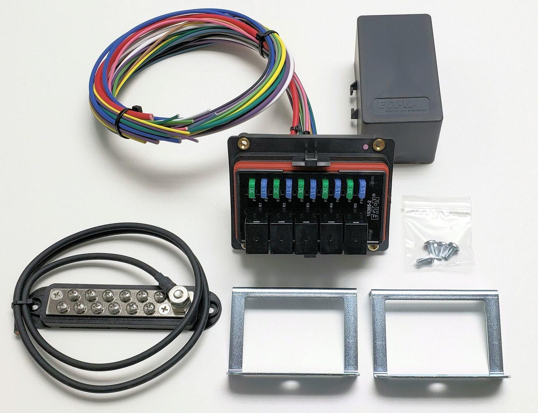 hight resolution of universal waterproof relay fuse distribution box cooper bussmann w ground block