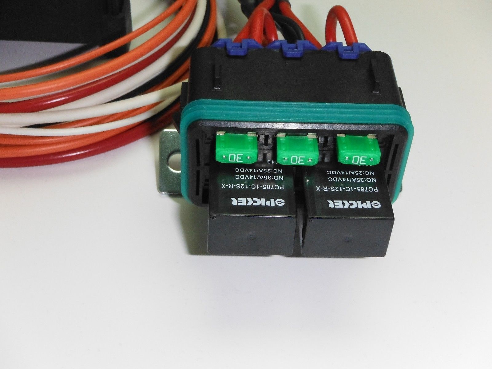 hight resolution of universal heavy duty waterproof fuse relay box panel car truck atv universal fuse and relay box