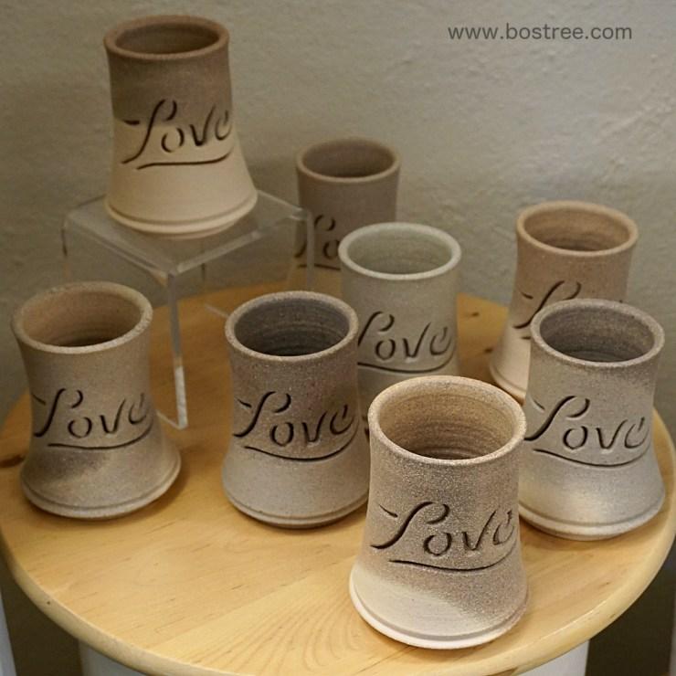 Love Tea Light Luminary