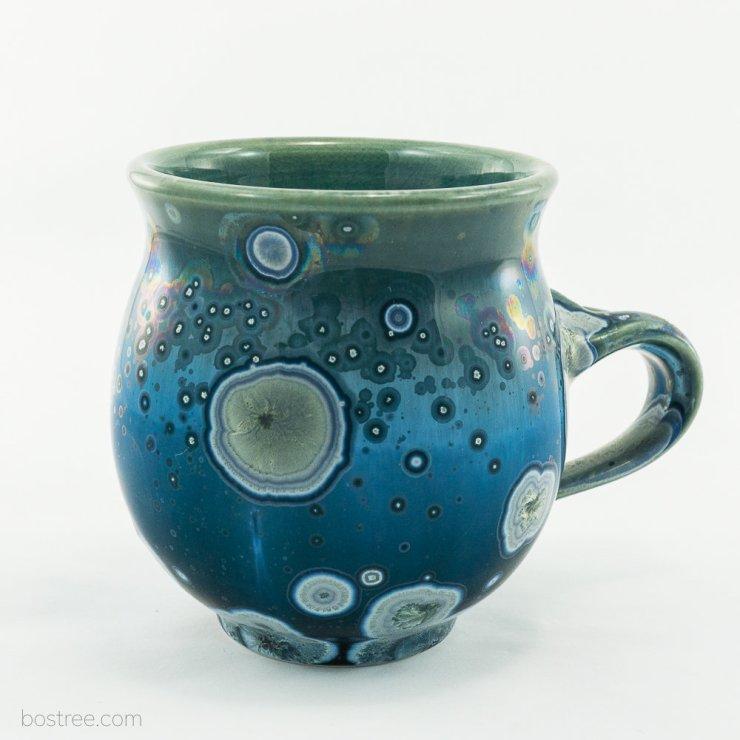 Crystalline Glaze Mug by Andy Boswell #AB00S10