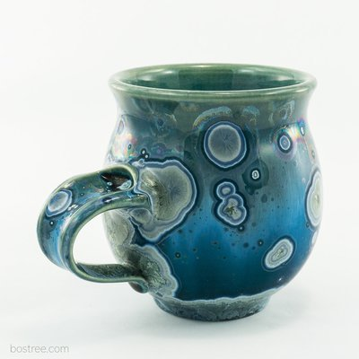 Crystalline Glaze Mug by Andy Boswell #AB00S10