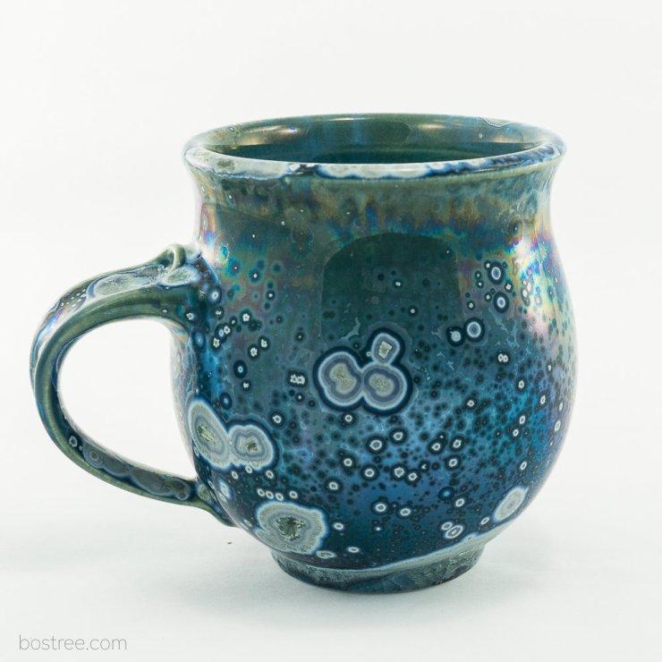 Crystalline Glaze Mug by Andy Boswell #AB00S13 AB00S13