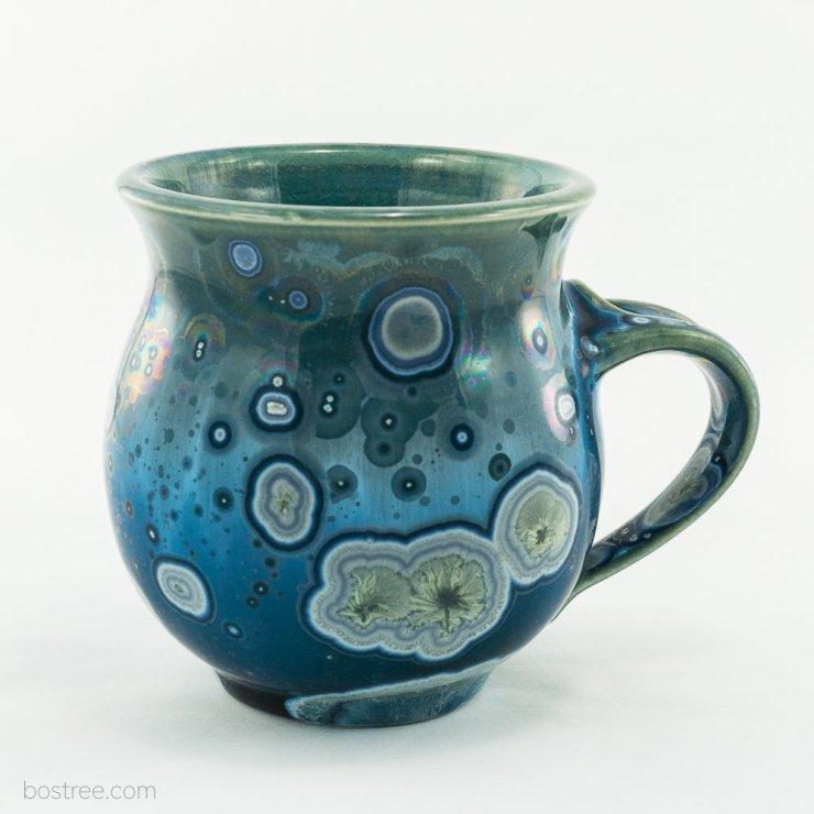 Crystalline Glaze Mug by Andy Boswell #AB00S15
