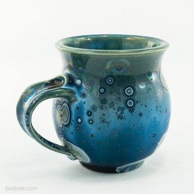 Crystalline Glaze Mug by Andy Boswell #AB00S15