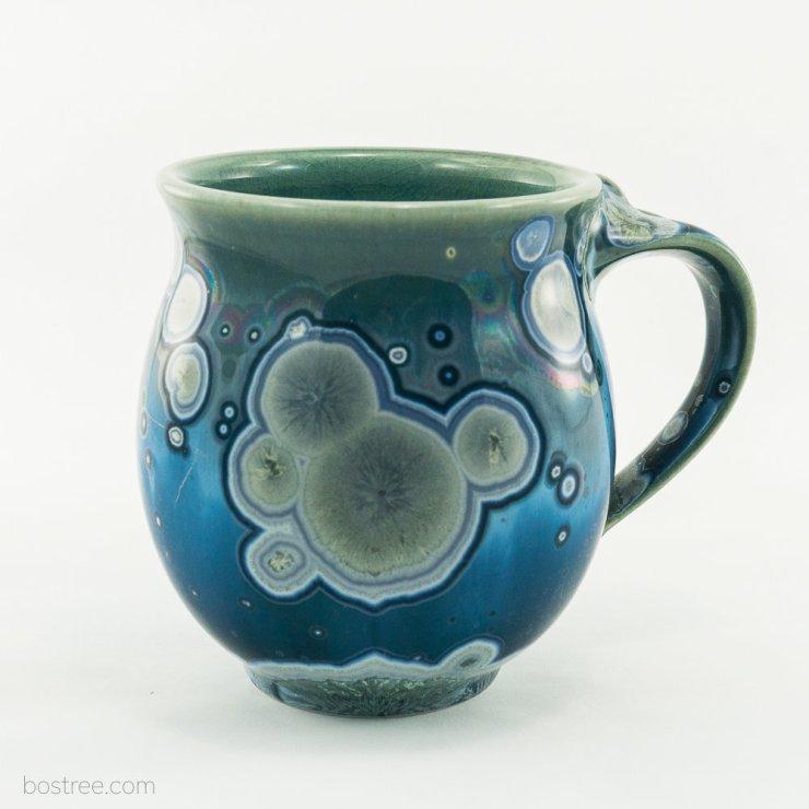 Crystalline Glaze Mug by Andy Boswell #AB00S17
